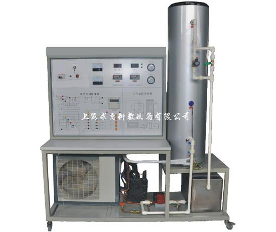 QY-RG11空气源与水源热泵热水装置
