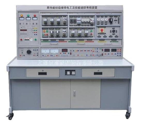 QY-W01E维修电工电气控制技能实训考核装置