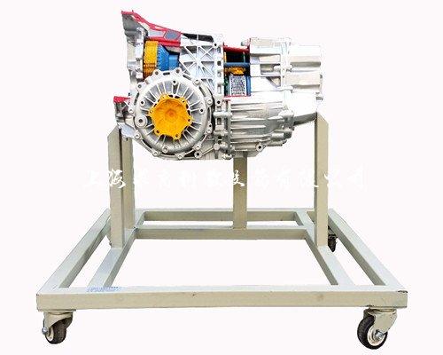 奥迪教学视频_大众奥迪汽车01J无级变速器解剖台架QY-QCSW109_求育教学仪器设备厂